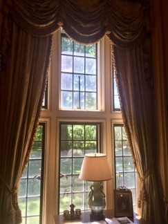 Parisian Window - Mrs. Coe's Salon